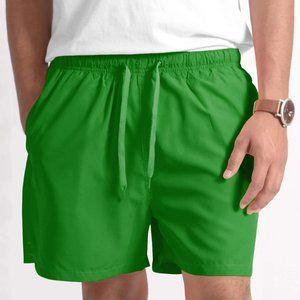 OLGYN Men's Green Swim Shorts